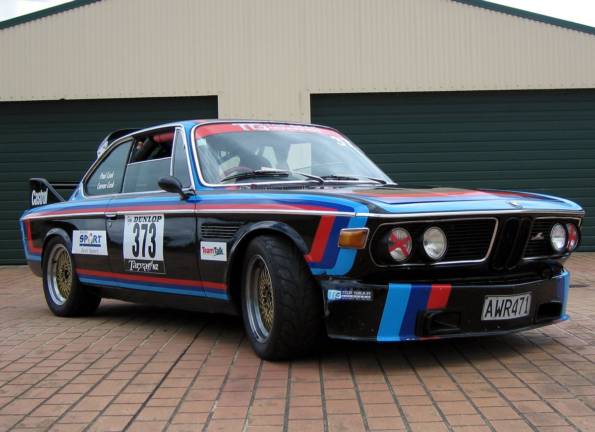 An old race car | BMW E9 Coupe Discussion Forum