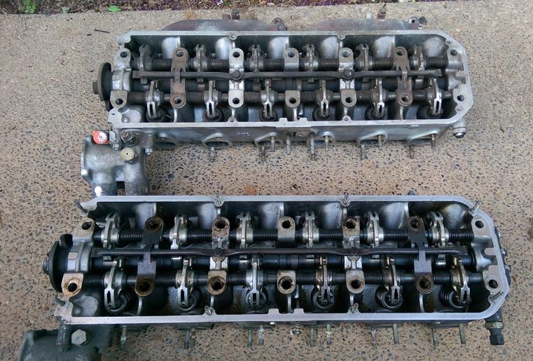 AMC cylinder heads for M30   BMW E9 Coupe Discussion Forum