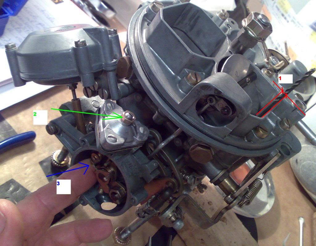 Carburetor adjustment | BMW E9 Coupe Discussion Forum