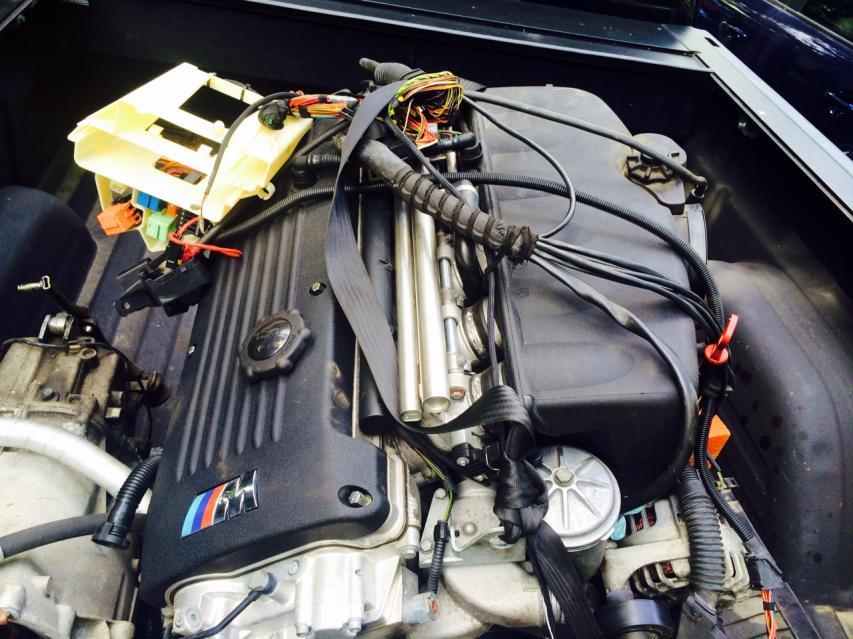 E9 + e46 m3 | BMW E9 Coupe Discussion Forum