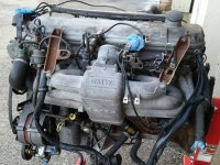 M30 B34 Complete with Harness, Motronic, MAF and Airbox | BMW E9