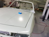 Bonnet filled splined epoxied and prefitted with new rubbers.jpg